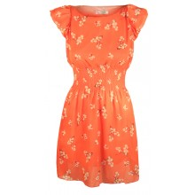 Japanese Floral Day Dress